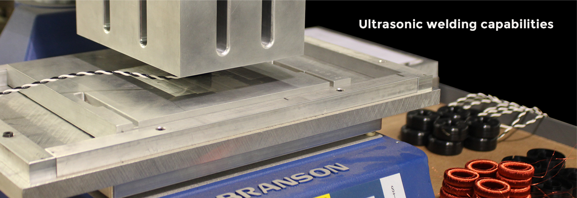 ultrasonic welding capabilities